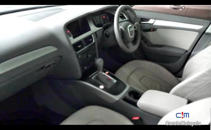 Audi A4 1.8-LITER LUXURY TURBO SPORTY SEDAN Automatic 2009 - image 9