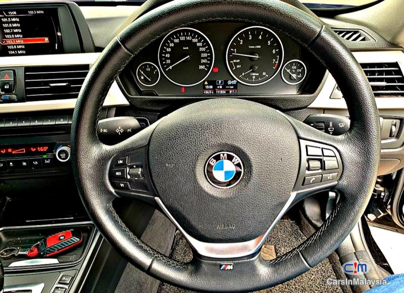 BMW 3 Series 1.6-LITER TWIN TURBO LUXURY SEDAN Automatic 2015 - image 11