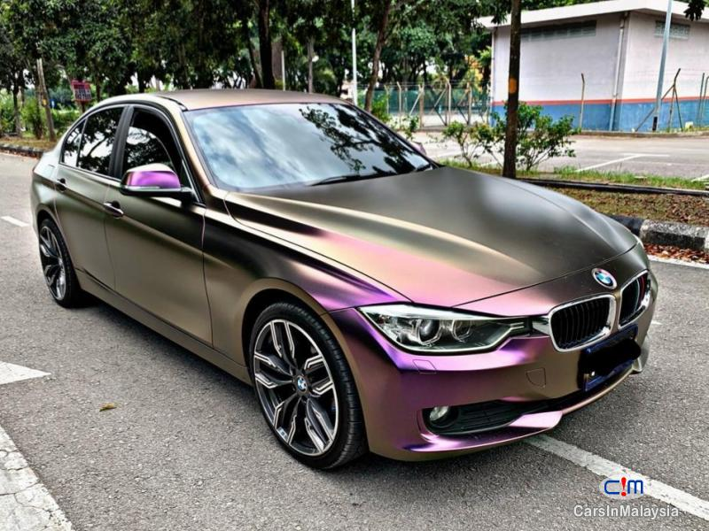 Pictures of BMW 3 Series 1.6-LITER TWIN TURBO LUXURY SEDAN Automatic 2015