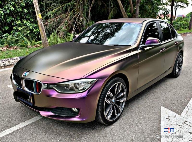 BMW 3 Series 1.6-LITER TWIN TURBO LUXURY SEDAN Automatic 2015 in Selangor