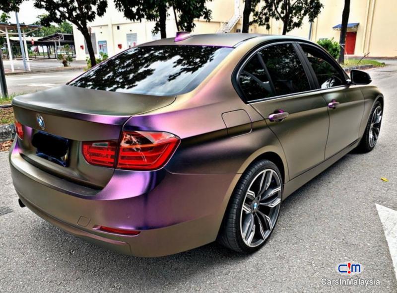BMW 3 Series 1.6-LITER TWIN TURBO LUXURY SEDAN Automatic 2015 in Malaysia