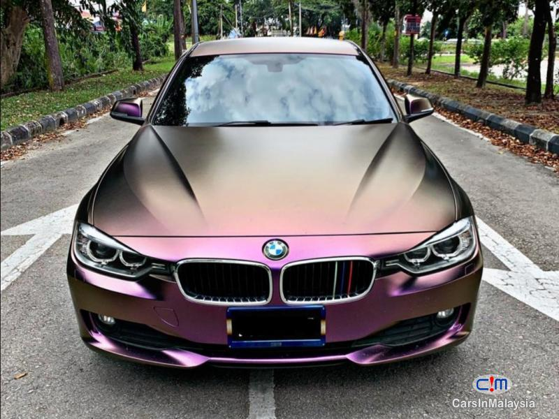 Picture of BMW 3 Series 1.6-LITER TWIN TURBO LUXURY SEDAN Automatic 2015 in Selangor