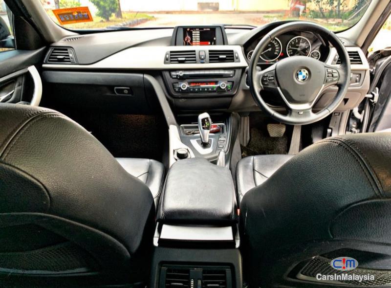 BMW 3 Series 1.6-LITER TWIN TURBO LUXURY SEDAN Automatic 2015 in Malaysia - image