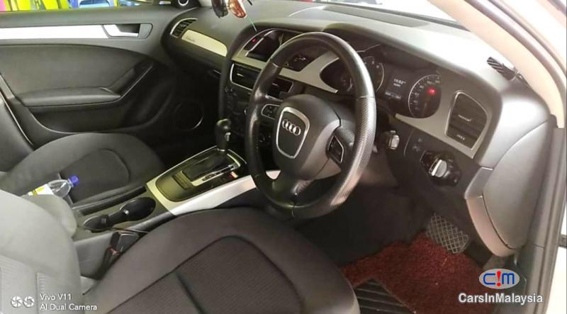 Audi A4 2.0-LITER LUXURY SEDAN Automatic 2013 in Malaysia