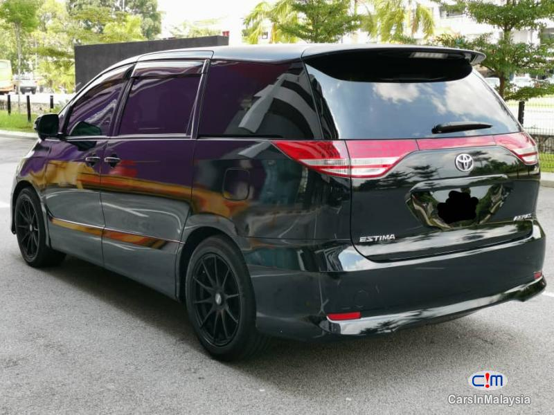 Toyota Estima 2.4-LITER LUXURY FAMILY MPV Automatic 2007 in Selangor