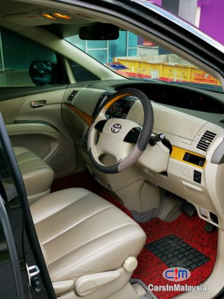 Picture of Toyota Estima 2.4-LITER LUXURY FAMILY MPV Automatic 2007 in Selangor