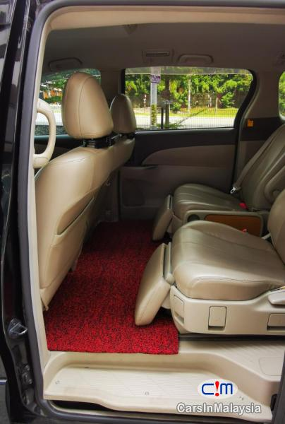 Picture of Toyota Estima 2.4-LITER LUXURY FAMILY MPV Automatic 2007 in Malaysia