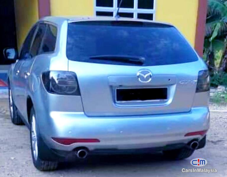 Mazda CX-7 2.3-LITER FAMILY SUV Automatic 2010