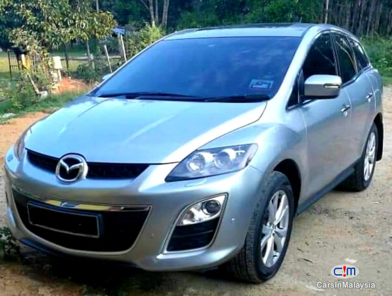 Picture of Mazda CX-7 2.3-LITER FAMILY SUV Automatic 2010 in Pahang