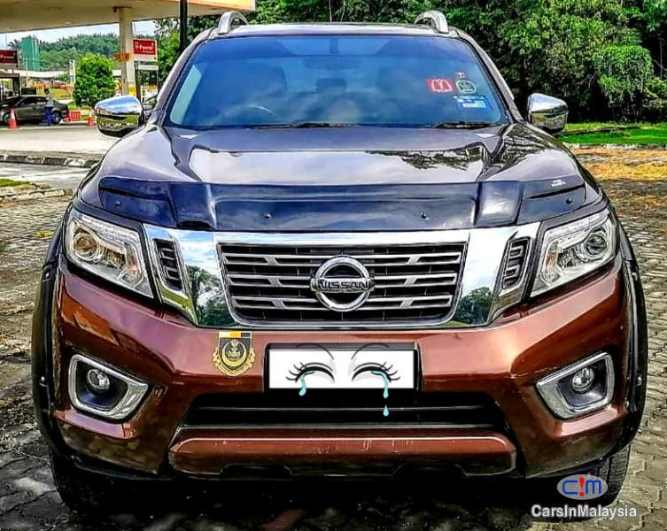 Nissan Navara 2.5-LITER 4X4 DOUBLE CAB DIESEL TURBO Automatic 2018 in Selangor