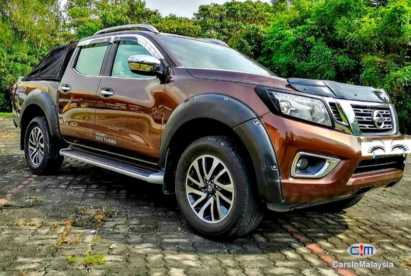 Picture of Nissan Navara 2.5-LITER 4X4 DOUBLE CAB DIESEL TURBO Automatic 2018 in Selangor