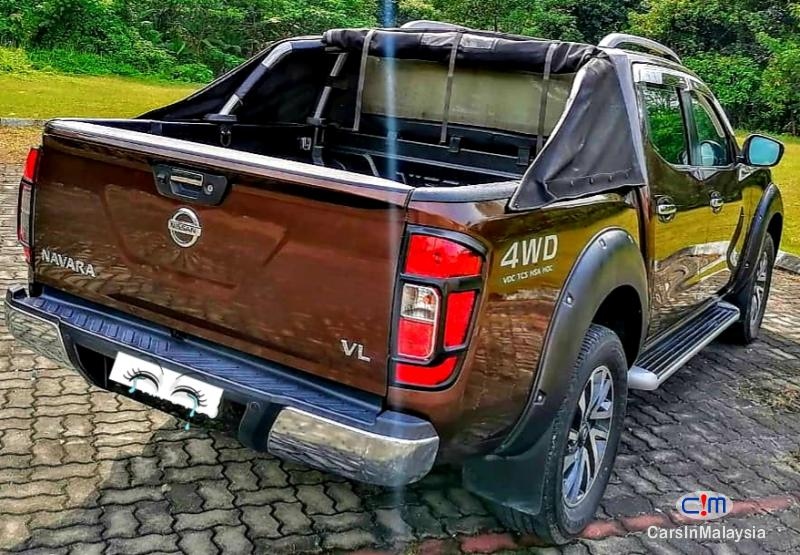 Picture of Nissan Navara 2.5-LITER 4X4 DOUBLE CAB DIESEL TURBO Automatic 2018 in Malaysia