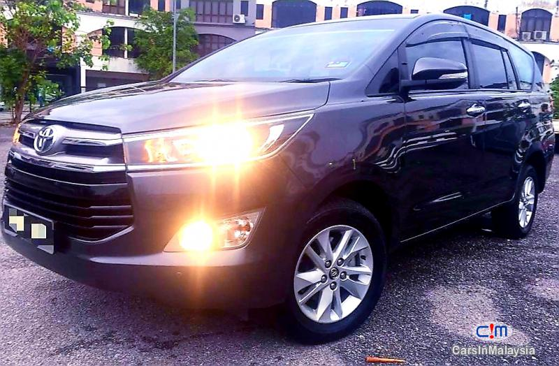 Picture of Toyota Innova 2.4-LITER ECONOMY FAMILY MPV Automatic 2017