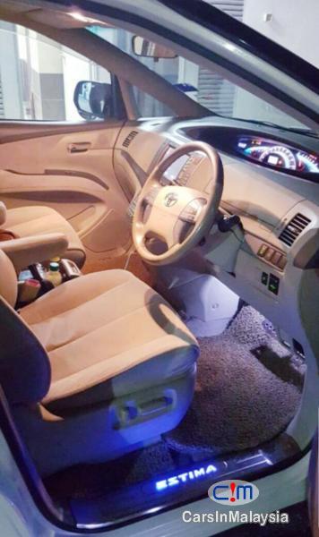 Picture of Toyota Estima 3.5-LITER LUXURY FAMILY MPV Automatic 2010 in Malaysia