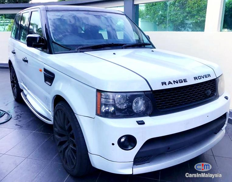 Picture of Land Rover Range Rover Sport 4.2-LITER LUXURY SUV Automatic 2005