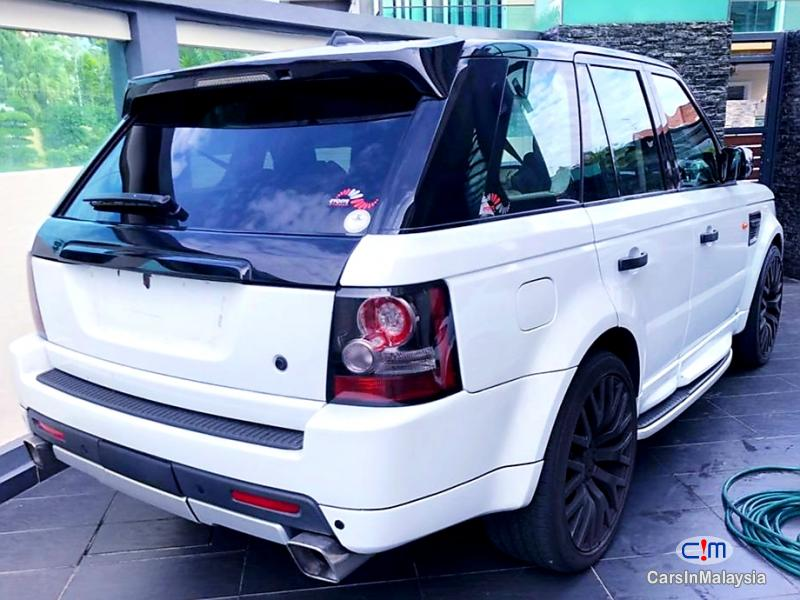 Land Rover Range Rover Sport 4.2-LITER LUXURY SUV Automatic 2005 - image 2