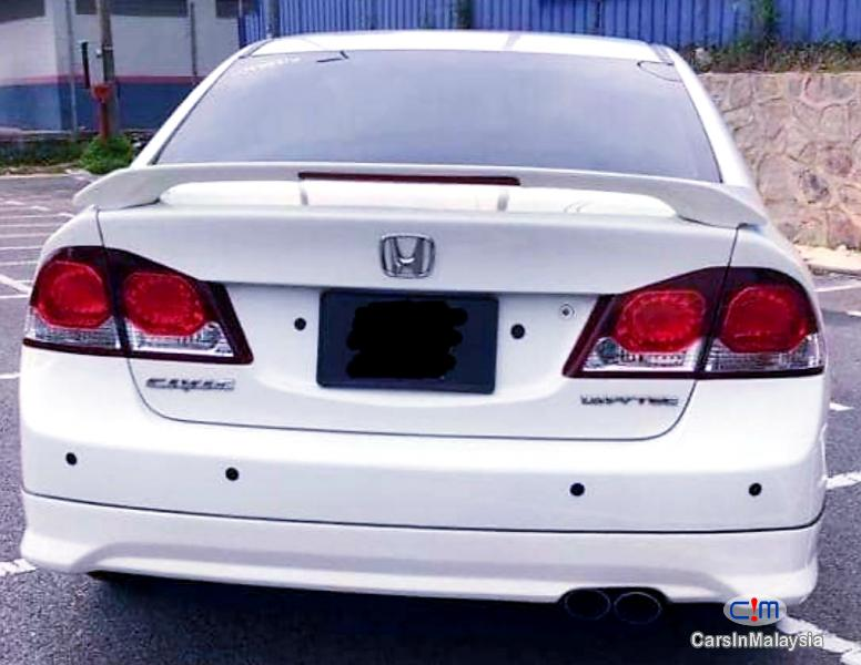 Picture of Honda Civic 1.8-LITER SPORT SEDAN Automatic 2010