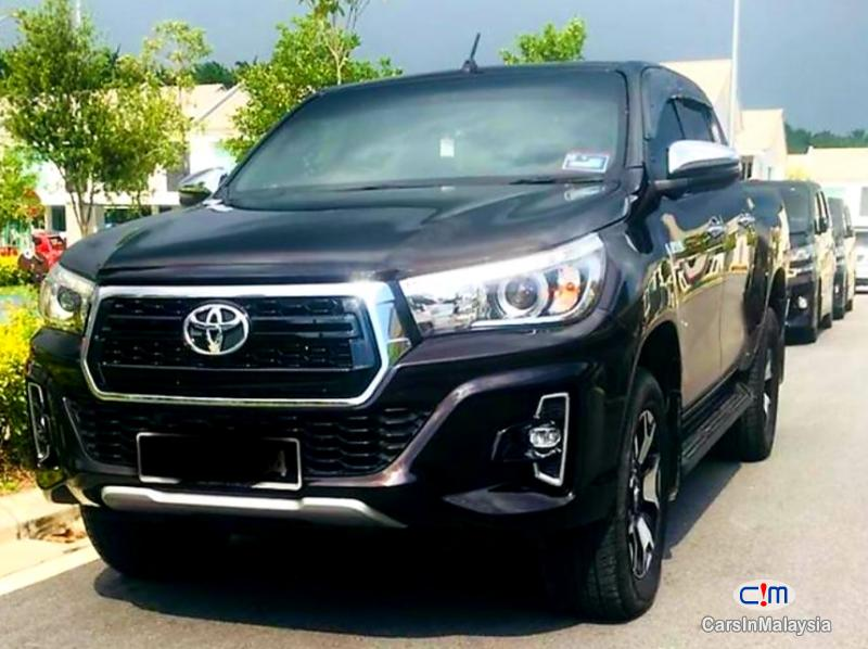 Picture of Toyota Hilux 2.4-LITER NEW 4X4 DIESEL TURBO DOUBLE CAB CHASSIS Automatic 2020 in Kuala Lumpur