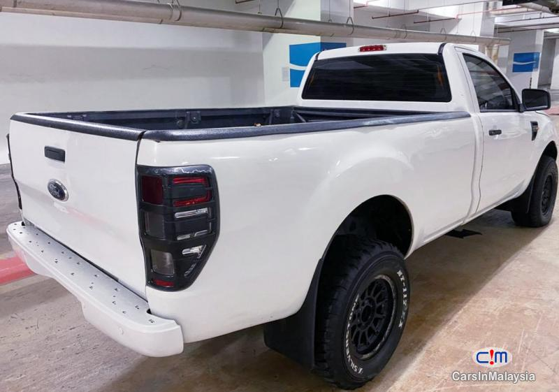 Ford Ranger 2.2-LITER 4X4 4WD DIESEL TURBO T6 MANUAL Manual 2014 in Malaysia