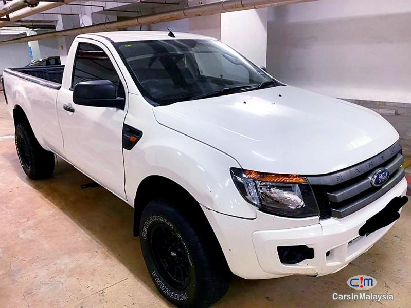 Picture of Ford Ranger 2.2-LITER 4X4 4WD DIESEL TURBO T6 MANUAL Manual 2014 in Malaysia