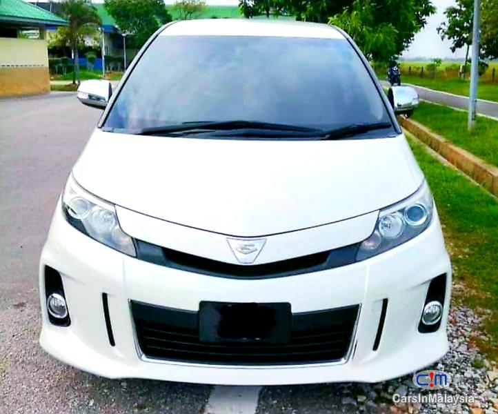 Picture of Toyota Estima 2.4-LITER LUXURY FAMILY MPV Automatic 2013