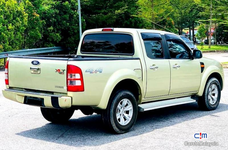 Picture of Ford Ranger 2.5-LITER 4x4 DOUBLE CAB DIESEL AUTO INTERCOOLER TURBO Automatic 2009