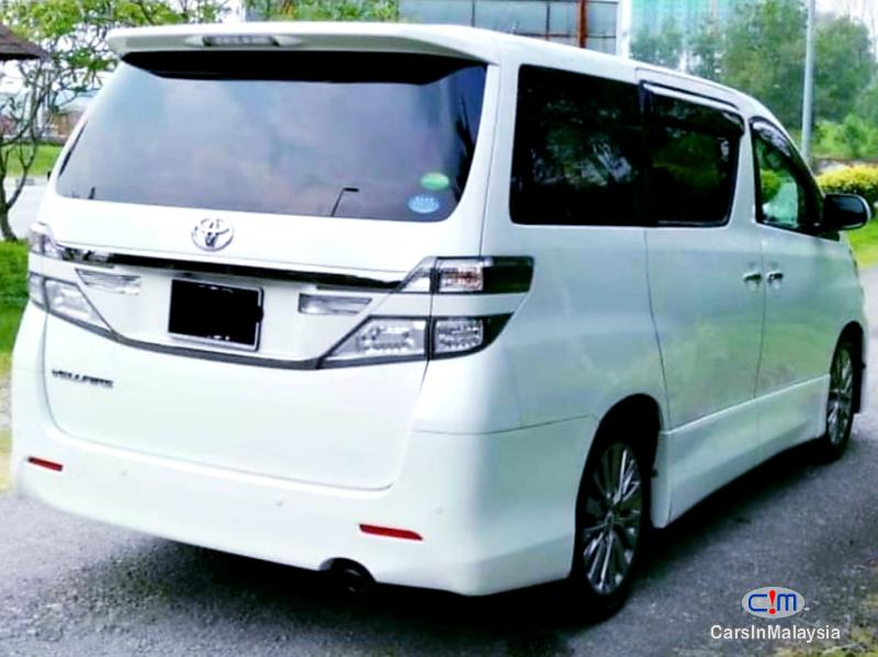 Picture of Toyota Vellfire 2.4-LITER GOLDEN EYES 7 SEATER LUXURY FAMILY MPV Automatic 2016 in Selangor