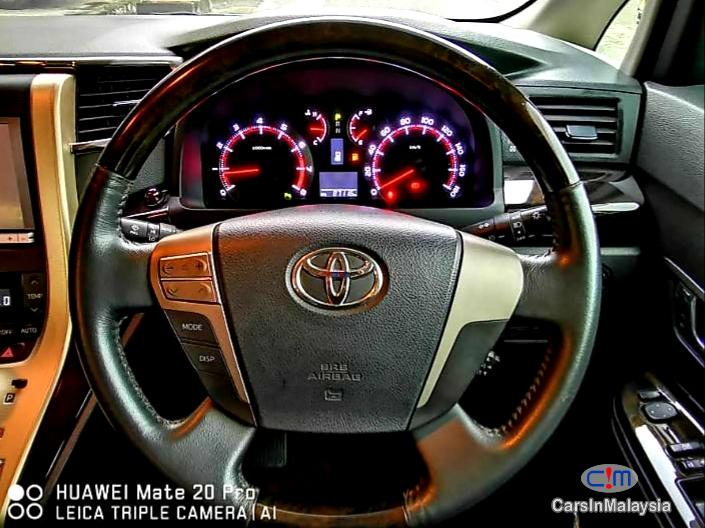 Toyota Vellfire 2.4-LITER GOLDEN EYES 7 SEATER LUXURY FAMILY MPV Automatic 2016 in Malaysia - image