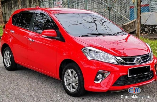 Perodua Myvi 1.3-LITER ECONOMY HATCHBACK NEW MODEL FACELIFT Automatic 2019