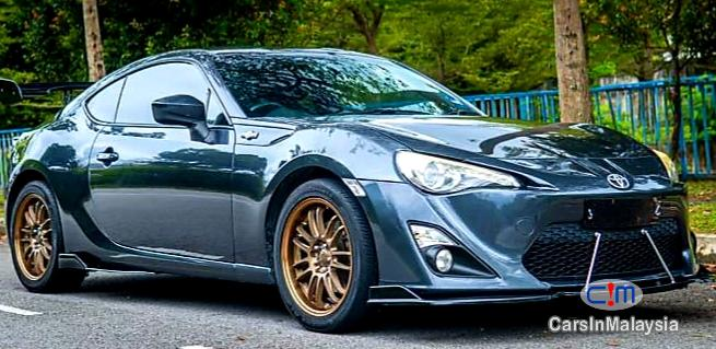 Picture of Toyota 86 2.0-LITER MANUAL SPORTCAR BOXER ENGINE Manual 2013