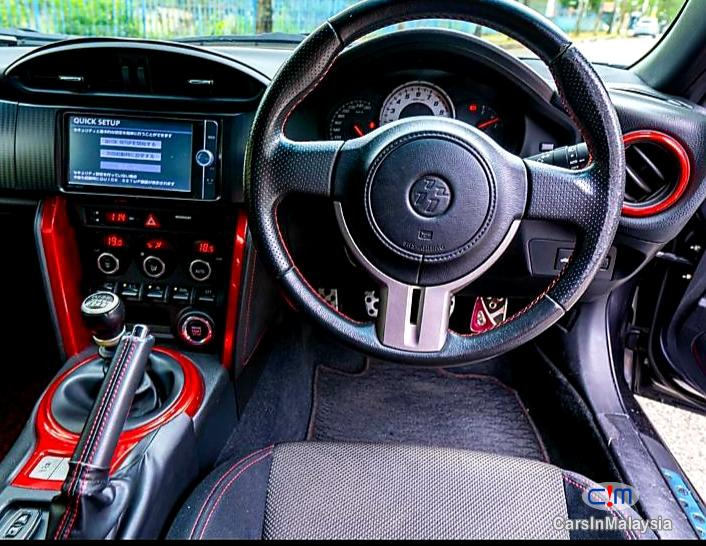 Picture of Toyota 86 2.0-LITER MANUAL SPORTCAR BOXER ENGINE Manual 2013 in Malaysia