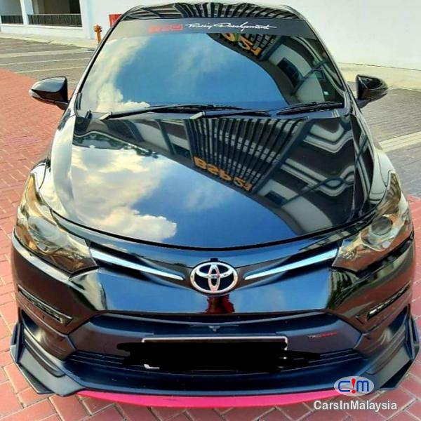 Picture of Toyota Vios 1.5-LITER FUEL ECONOMY SEDAN TRD FULLSPEC Automatic 2018