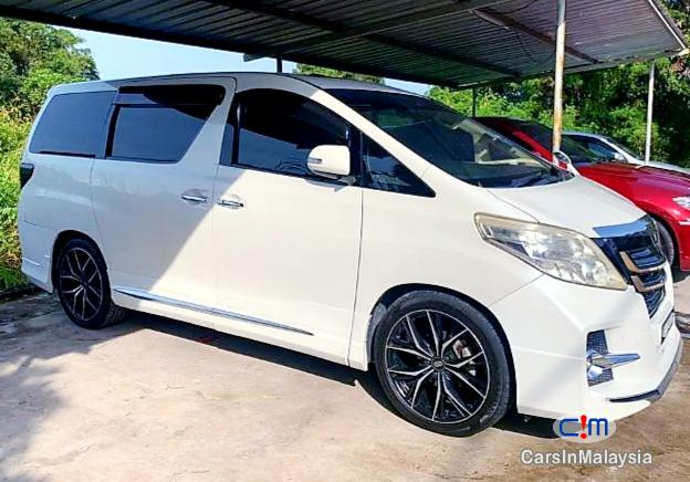 Picture of Toyota Alphard 3.5-LITER LUXURY FAMILY MPV 7 SEATER FULLSPEC Automatic 2014