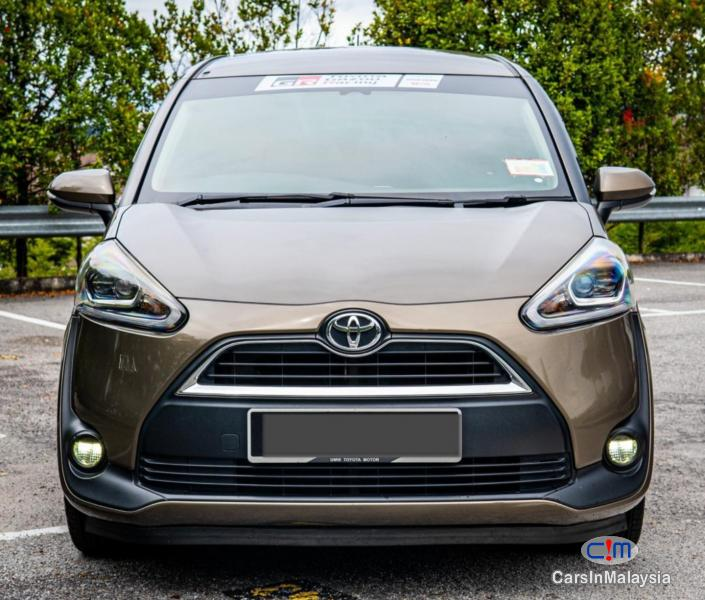 Picture of Toyota Sienta 1.5-LITER FUEL ECONOMY FAMILY MPV Automatic 2016