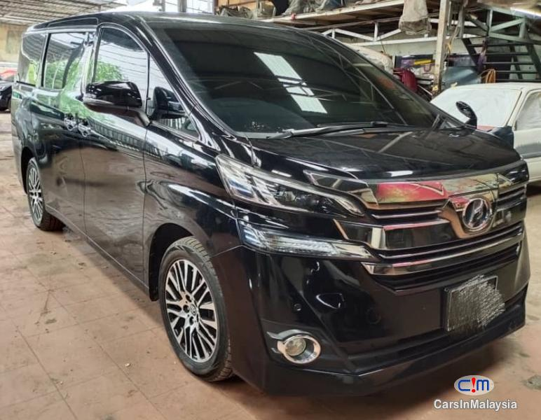 Picture of Toyota Vellfire 3.5-LITER LUXURY FAMILY MPV NEW MODEL FACELIFT Automatic 2017