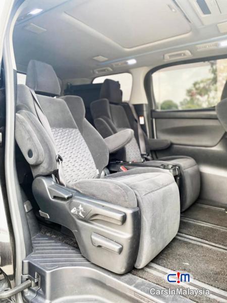 Toyota Vellfire 2.5-LITER AUTO LUXURY FAMILY MPV 7 SEATERS Automatic 2016 - image 10