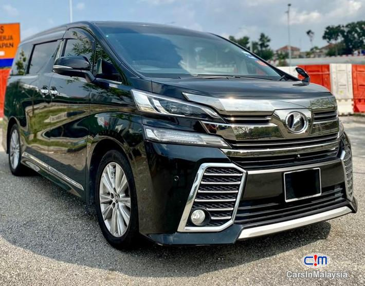 Picture of Toyota Vellfire 2.5-LITER AUTO LUXURY FAMILY MPV 7 SEATERS Automatic 2016