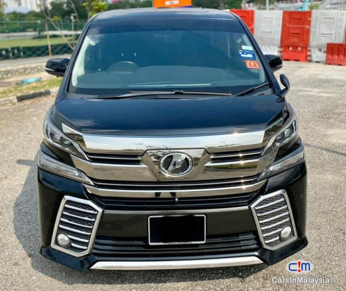 Toyota Vellfire 2.5-LITER AUTO LUXURY FAMILY MPV 7 SEATERS Automatic 2016 in Selangor