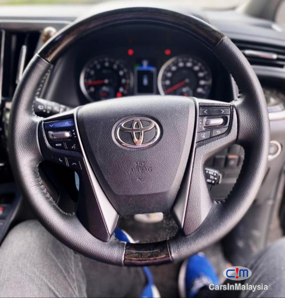 Picture of Toyota Vellfire 2.5-LITER AUTO LUXURY FAMILY MPV 7 SEATERS Automatic 2016 in Malaysia