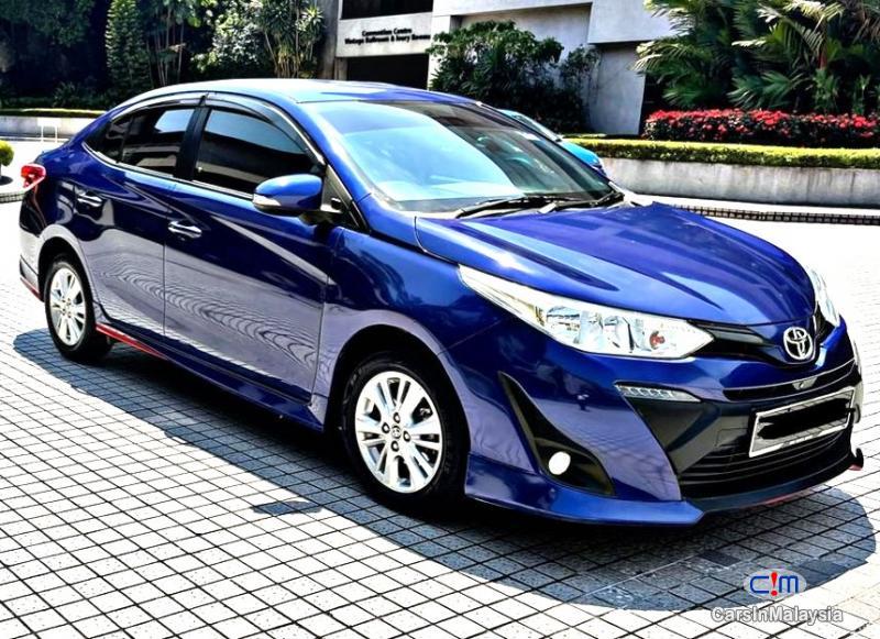 Toyota Vios 1.5-LITER ECONOMY SEDAN Automatic 2019 - image 10