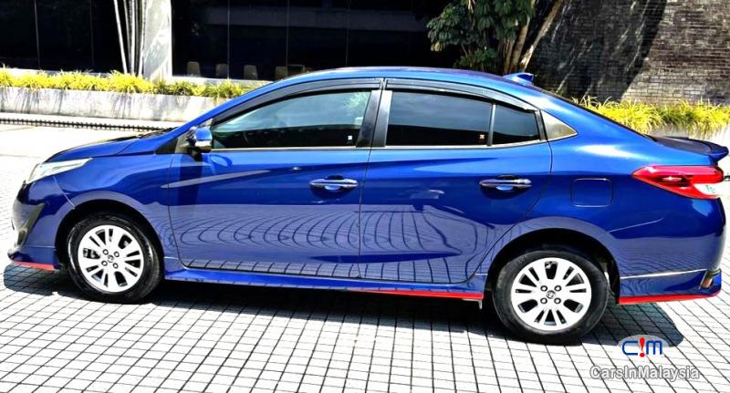 Picture of Toyota Vios 1.5-LITER ECONOMY SEDAN Automatic 2019 in Malaysia