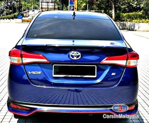 Toyota Vios 1.5-LITER ECONOMY SEDAN Automatic 2019 in Malaysia - image