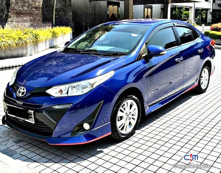 Toyota Vios 1.5-LITER ECONOMY SEDAN Automatic 2019 - image 9