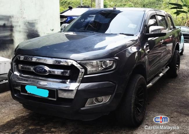 Picture of Ford Ranger 2.2-LITER 4WD DOUBLE CAB CHASIS DIESEL TURBO Automatic 2016