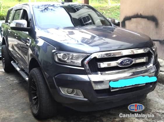 Ford Ranger 2.2-LITER 4WD DOUBLE CAB CHASIS DIESEL TURBO Automatic 2016 in Selangor