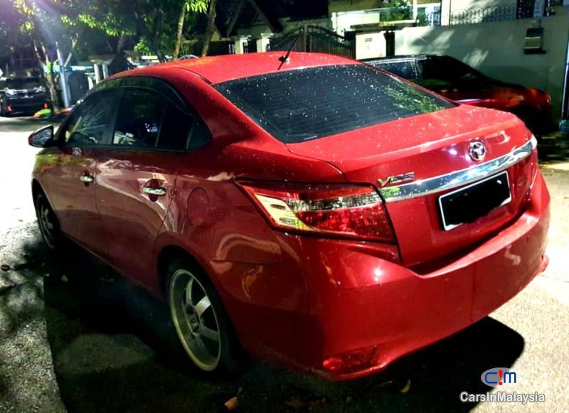 Picture of Toyota Vios 1.5-LITER ECONOMY SEDAN Automatic 2017