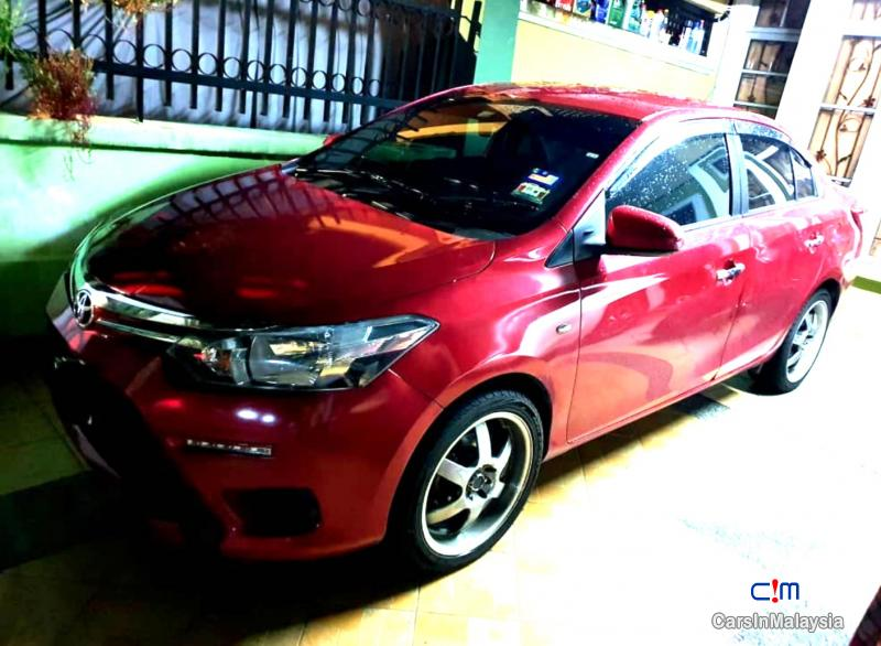 Toyota Vios 1.5-LITER ECONOMY SEDAN Automatic 2017 in Selangor