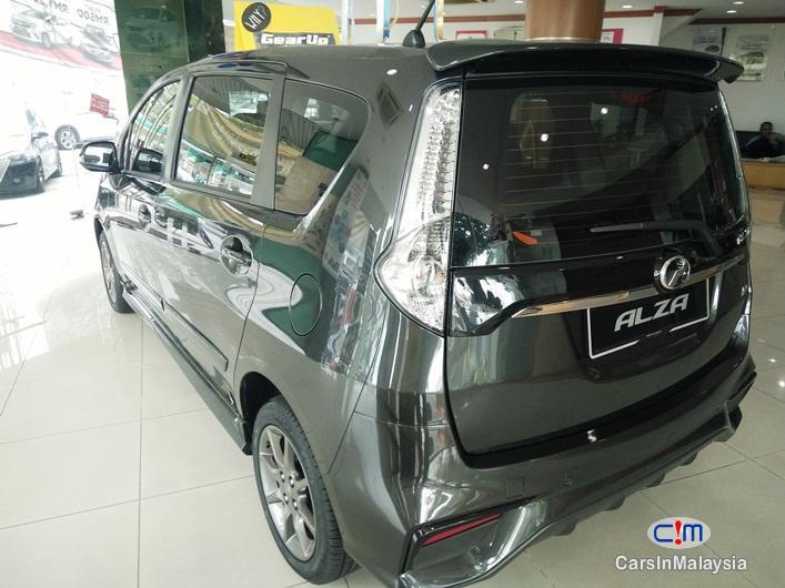 Picture of Perodua Alza Automatic 2021