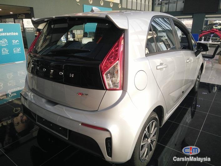 Picture of Proton Iriz Automatic 2021 in Malaysia