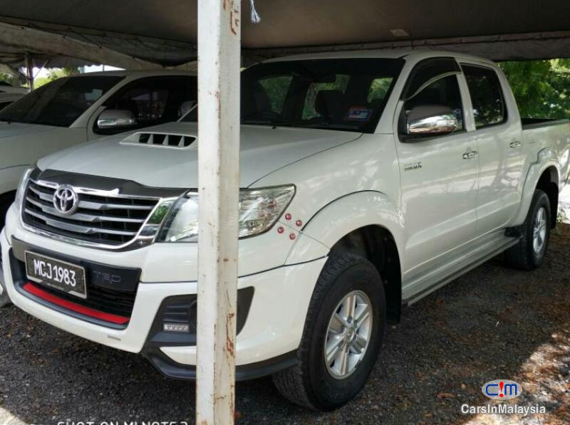 Picture of Toyota Hilux Automatic 2013 in Selangor